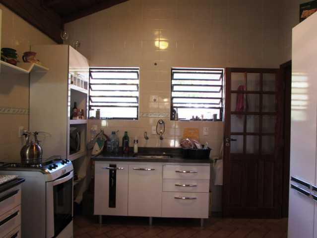 Cozinha - Chácara À Venda - Itatiba - SP - Morada dos Pássaros - FCCH10005 - 9