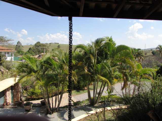Vista da Sala - Chácara À Venda - Itatiba - SP - Morada dos Pássaros - FCCH10005 - 14