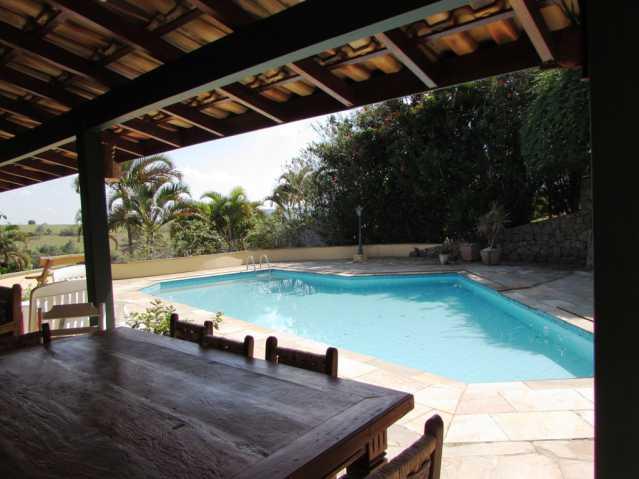 Varanda - Chácara à venda Itatiba,SP Morada dos Pássaros - R$ 650.000 - FCCH10005 - 16