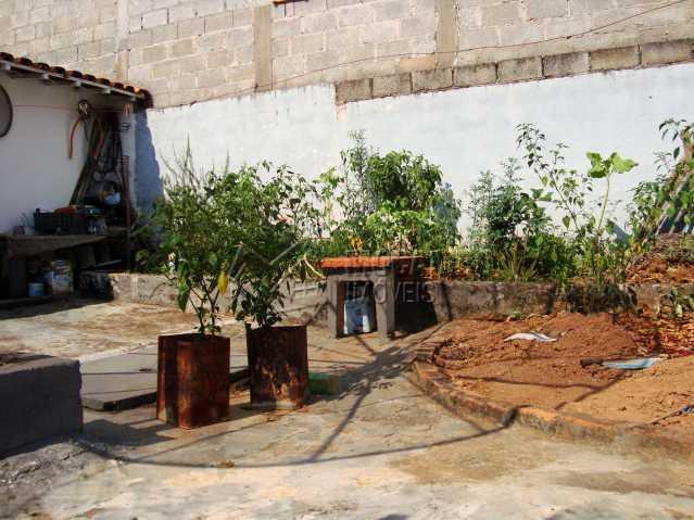 Quintal - Casa 3 quartos à venda Itatiba,SP - R$ 420.000 - FCCA30549 - 13