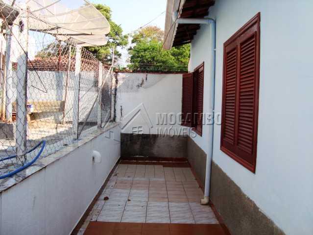Área Externa - Casa 3 quartos à venda Itatiba,SP - R$ 420.000 - FCCA30549 - 4