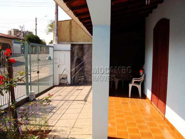 Varanda - Casa 3 quartos à venda Itatiba,SP - R$ 420.000 - FCCA30549 - 11