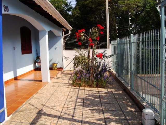 Varanda - Casa 3 quartos à venda Itatiba,SP - R$ 420.000 - FCCA30549 - 12