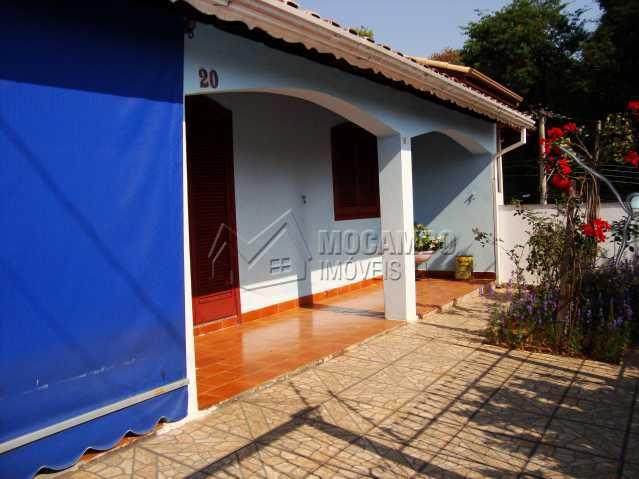 Fachada - Casa 3 quartos à venda Itatiba,SP - R$ 420.000 - FCCA30549 - 1