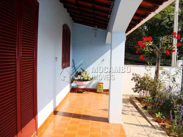 Varanda - Casa 3 quartos à venda Itatiba,SP - R$ 420.000 - FCCA30549 - 3