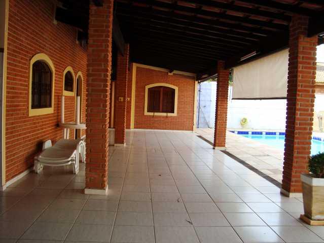 Varanda - Chácara 1000m² à venda Itatiba,SP - R$ 480.000 - FCCH20025 - 6