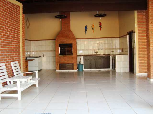 Churrasqueira - Chácara 1000m² à venda Itatiba,SP - R$ 480.000 - FCCH20025 - 7