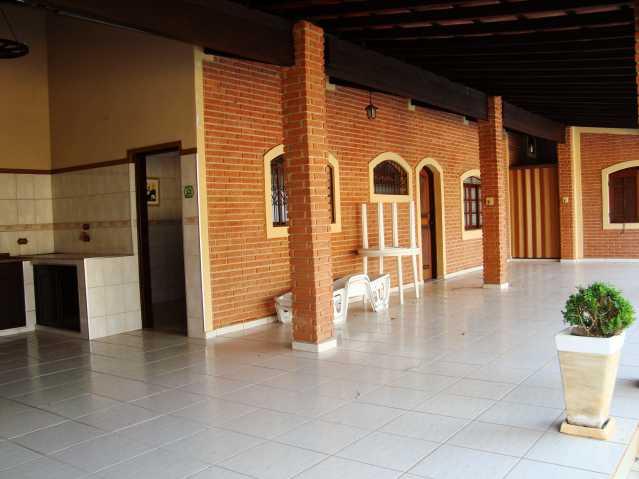 Varanda - Chácara 1000m² à venda Itatiba,SP - R$ 480.000 - FCCH20025 - 8