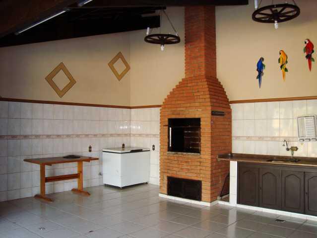 Churrasqueira - Chácara 1000m² à venda Itatiba,SP - R$ 480.000 - FCCH20025 - 15