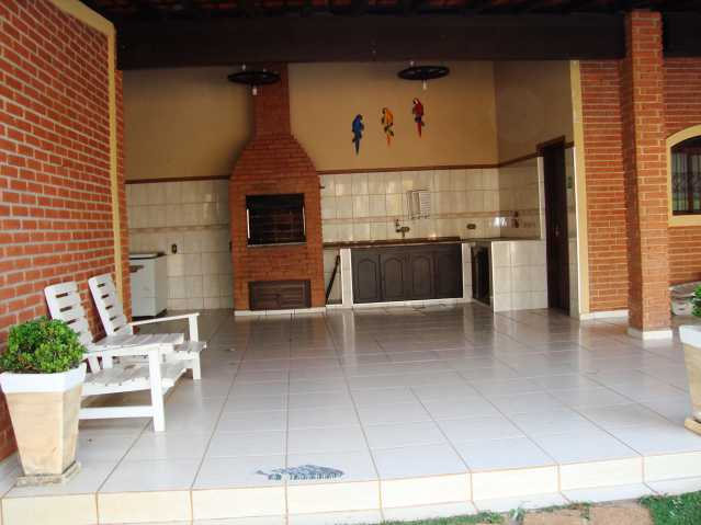 Churrasqueira - Chácara 1000m² à venda Itatiba,SP - R$ 480.000 - FCCH20025 - 16