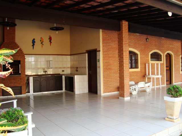 Varanda - Chácara 1000m² à venda Itatiba,SP - R$ 480.000 - FCCH20025 - 17
