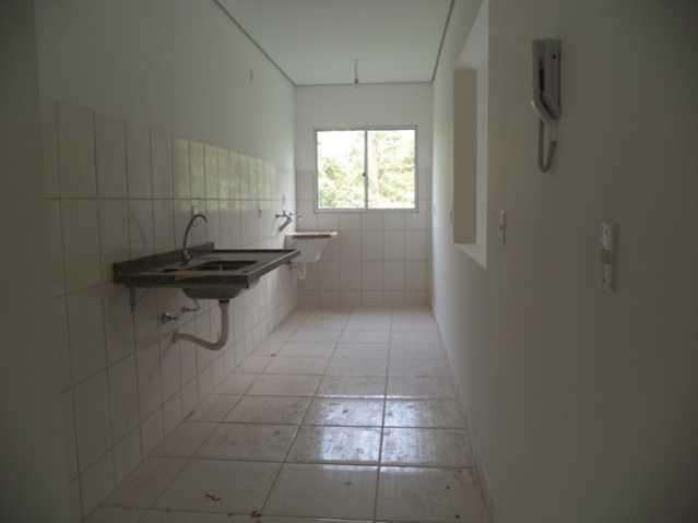Cozinha. - Apartamento À Venda no Condomínio Residencial Bosque das Azaléias - Núcleo Residencial Pedro Fumachi - Itatiba - SP - FCAP20224 - 6