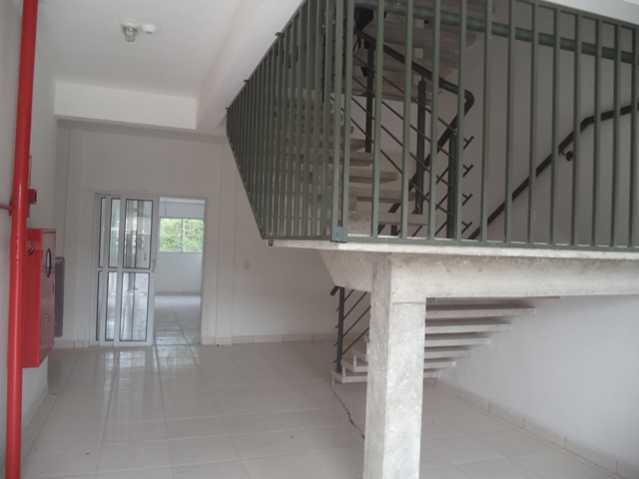 Entrada - Apartamento À Venda no Condomínio Residencial Bosque das Azaléias - Núcleo Residencial Pedro Fumachi - Itatiba - SP - FCAP20224 - 9