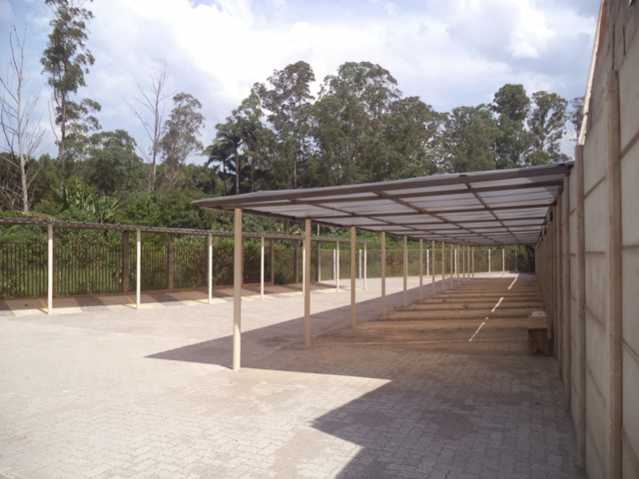 Estacionamento - Apartamento À Venda no Condomínio Residencial Bosque das Azaléias - Núcleo Residencial Pedro Fumachi - Itatiba - SP - FCAP20224 - 10