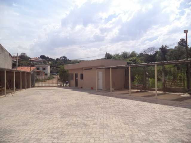 Portaria - Apartamento À Venda no Condomínio Residencial Bosque das Azaléias - Núcleo Residencial Pedro Fumachi - Itatiba - SP - FCAP20224 - 13