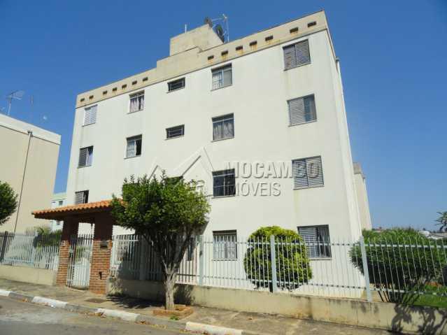 Fachada - Apartamento 2 quartos à venda Itatiba,SP - R$ 150.000 - FCAP20227 - 1
