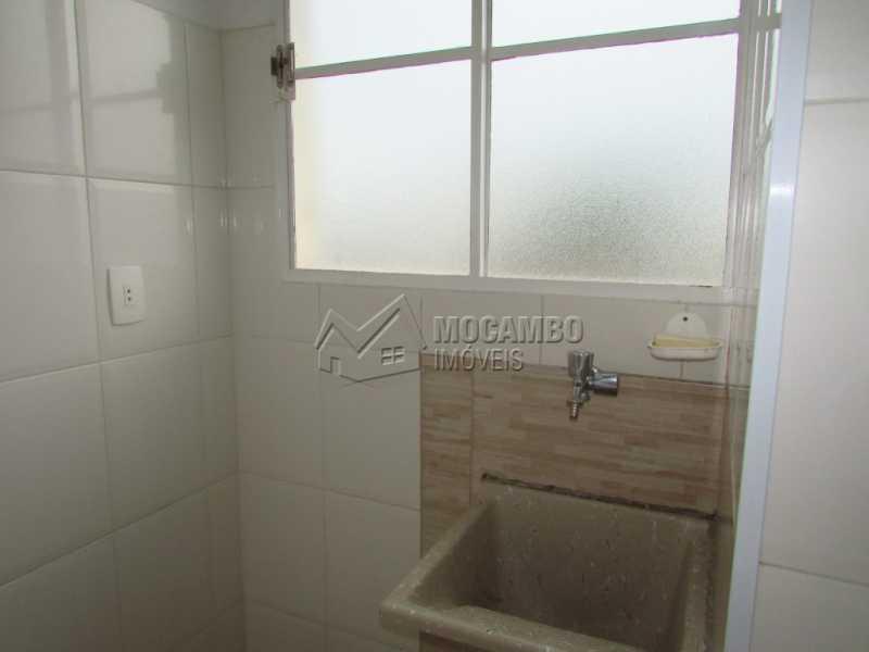 Área de Serviço  - Apartamento 2 quartos à venda Itatiba,SP - R$ 150.000 - FCAP20227 - 11