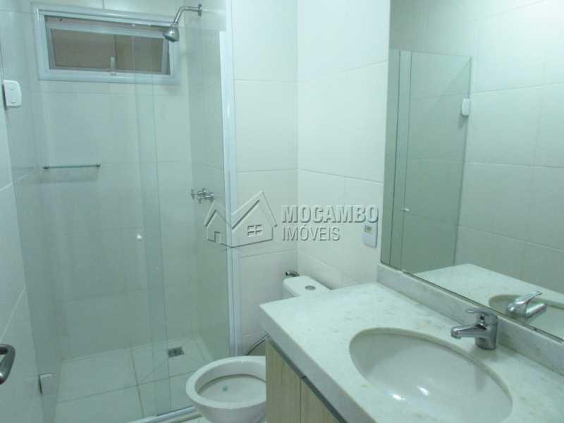 Banheiro Social  - Apartamento 3 quartos para alugar Itatiba,SP - R$ 1.600 - FCAP30209 - 8