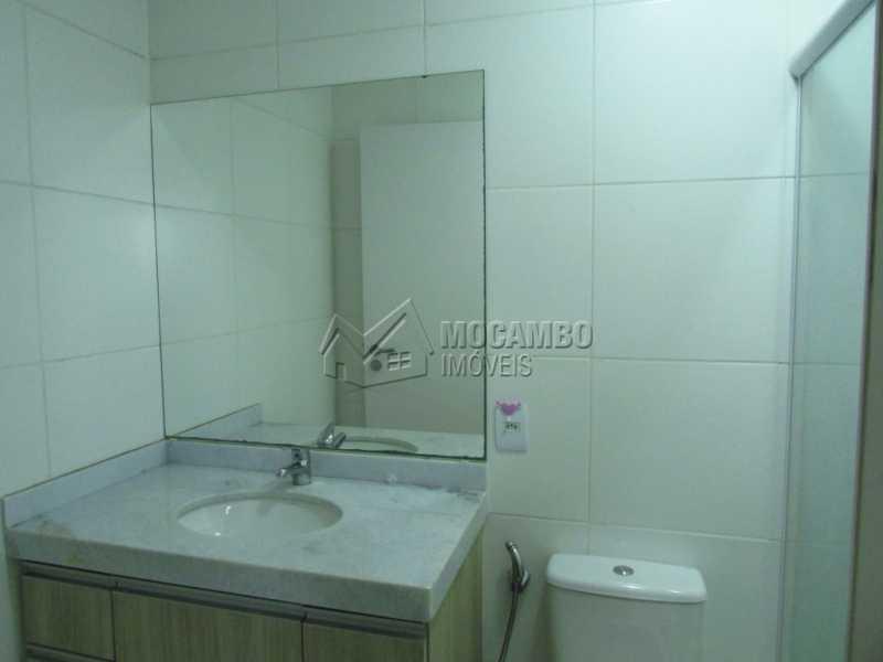Banheiro Suite - Apartamento 3 quartos para alugar Itatiba,SP - R$ 1.600 - FCAP30209 - 9