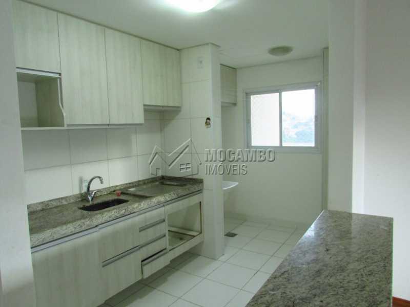 Cozinha  - Apartamento 3 quartos para alugar Itatiba,SP - R$ 1.600 - FCAP30209 - 7