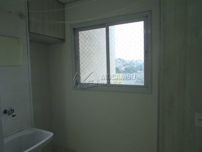 Área de Serviço - Apartamento 3 quartos para alugar Itatiba,SP - R$ 1.600 - FCAP30209 - 10