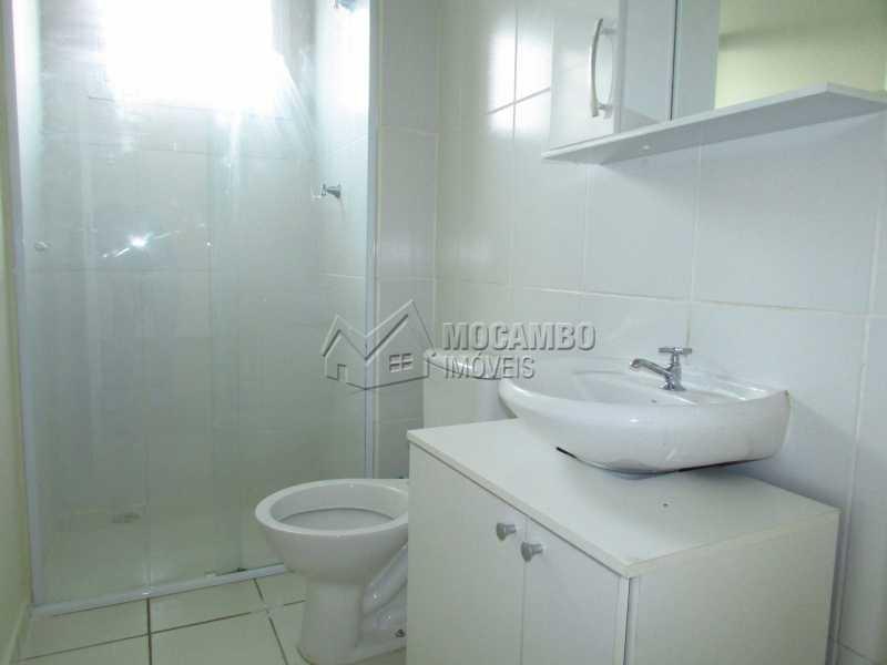 Banheiro Social - Apartamento 2 quartos à venda Itatiba,SP - R$ 195.000 - FCAP20231 - 8