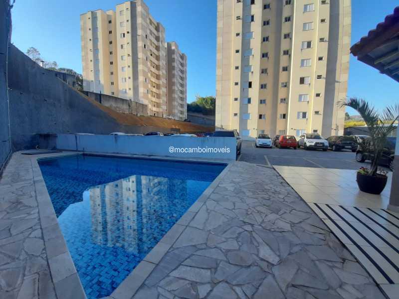 Piscina - Apartamento 2 quartos à venda Itatiba,SP - R$ 195.000 - FCAP20231 - 11