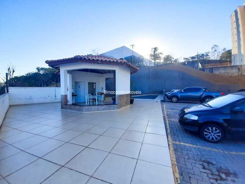 Churrasqueira - Apartamento 2 quartos à venda Itatiba,SP - R$ 195.000 - FCAP20231 - 10
