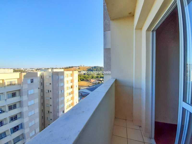 Sacada - Apartamento 2 quartos à venda Itatiba,SP - R$ 195.000 - FCAP20231 - 5