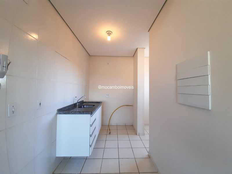 Cozinha - Apartamento 2 quartos à venda Itatiba,SP - R$ 195.000 - FCAP20231 - 3