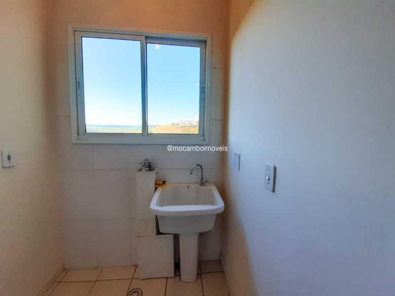 Lavanderia - Apartamento 2 quartos à venda Itatiba,SP - R$ 195.000 - FCAP20231 - 4