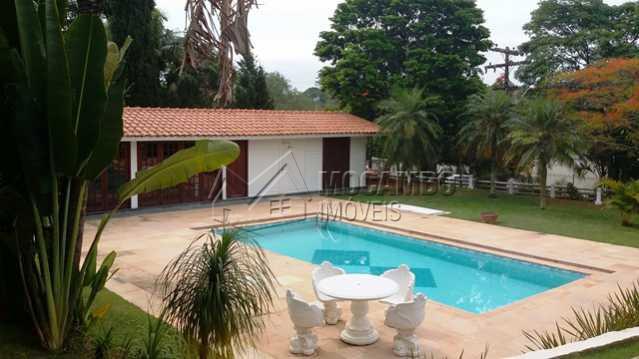 Área de Lazer - Casa em Condomínio 3 Quartos À Venda Itatiba,SP - R$ 850.000 - FCCN30098 - 3