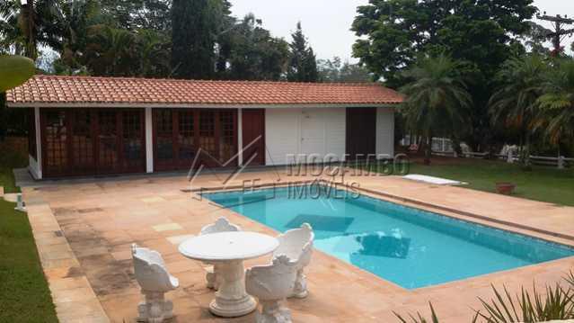 Área de Lazer - Casa em Condomínio 3 Quartos À Venda Itatiba,SP - R$ 850.000 - FCCN30098 - 4