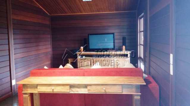 Sala de Tv - Casa em Condomínio 3 Quartos À Venda Itatiba,SP - R$ 850.000 - FCCN30098 - 15