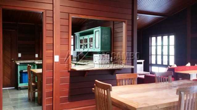 Sala 2 Ambientes - Casa em Condomínio 3 Quartos À Venda Itatiba,SP - R$ 850.000 - FCCN30098 - 16