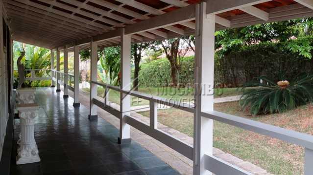 Varanda - Casa em Condomínio 3 Quartos À Venda Itatiba,SP - R$ 850.000 - FCCN30098 - 17
