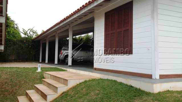 Garagem - Casa em Condomínio 3 Quartos À Venda Itatiba,SP - R$ 850.000 - FCCN30098 - 18