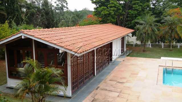 Salão de Festa - Casa em Condomínio 3 Quartos À Venda Itatiba,SP - R$ 850.000 - FCCN30098 - 21