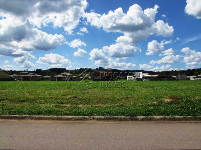 Terreno - Terreno À Venda no Condomínio Bosque dos Pires - Sítio da Moenda - Itatiba - SP - FCUF00574 - 1