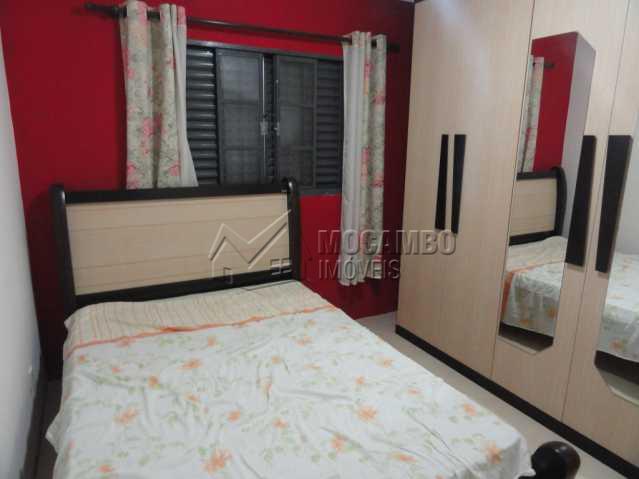 Quarto - Apartamento 3 quartos para alugar Itatiba,SP - R$ 1.000 - FCAP30219 - 6