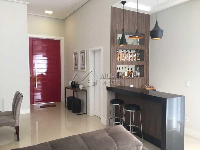Sala/Bar - Casa em Condomínio 3 Quartos À Venda Itatiba,SP - R$ 950.000 - FCCN30103 - 11