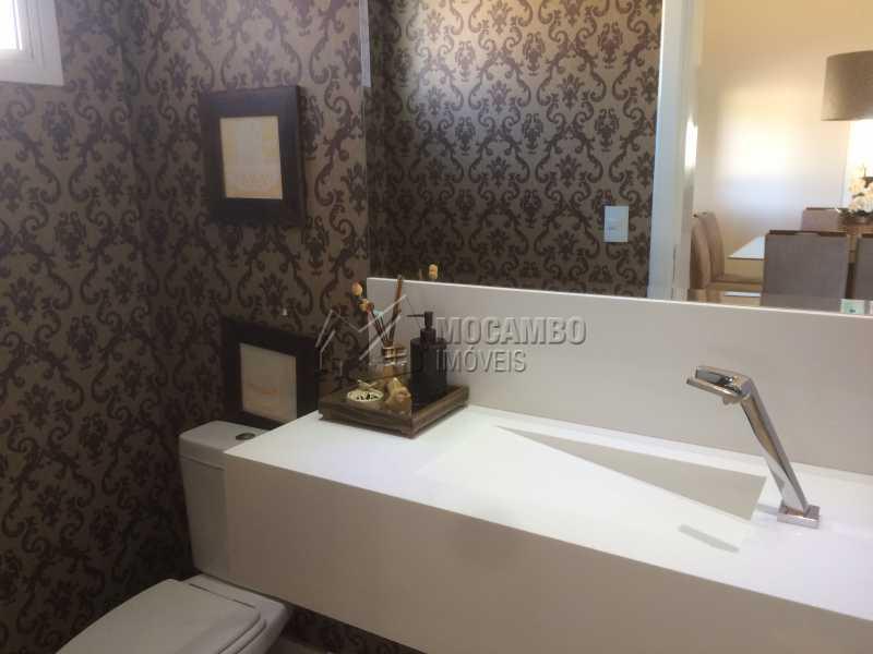 Lavabo - Casa em Condomínio 3 Quartos À Venda Itatiba,SP - R$ 950.000 - FCCN30103 - 12