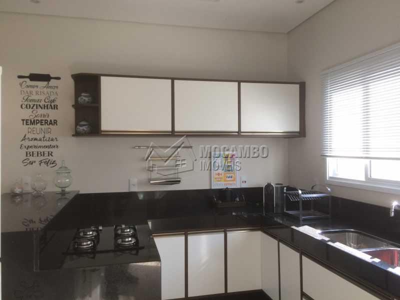 Cozinha - Casa em Condomínio 3 Quartos À Venda Itatiba,SP - R$ 950.000 - FCCN30103 - 14