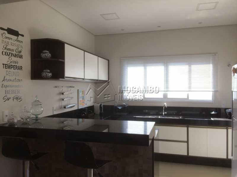 Cozinha - Casa em Condomínio 3 Quartos À Venda Itatiba,SP - R$ 950.000 - FCCN30103 - 13
