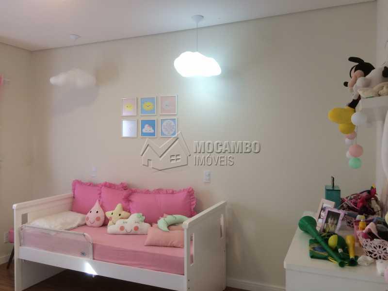 Suíte 2 - Casa em Condomínio 3 Quartos À Venda Itatiba,SP - R$ 950.000 - FCCN30103 - 19