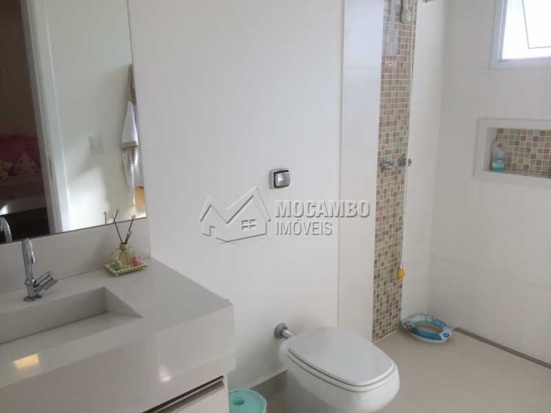 Banheiro suíte 2 - Casa em Condomínio 3 Quartos À Venda Itatiba,SP - R$ 950.000 - FCCN30103 - 20