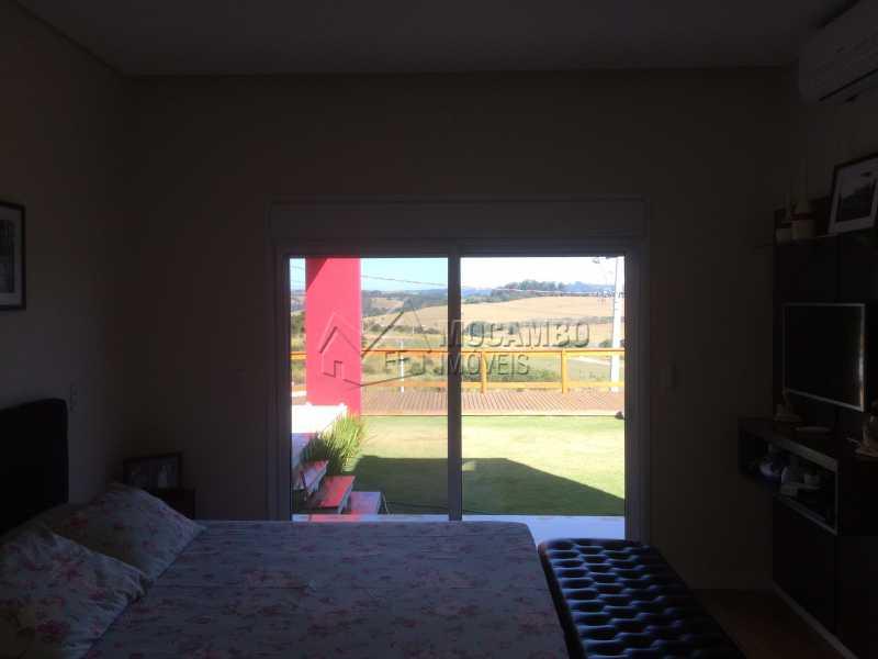 Suíte principal - Casa em Condomínio 3 Quartos À Venda Itatiba,SP - R$ 950.000 - FCCN30103 - 17
