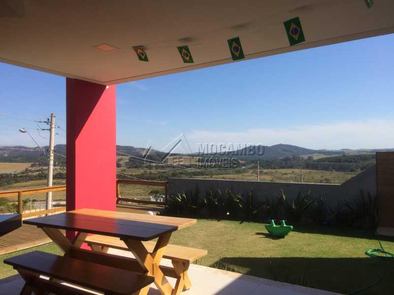 Espaço gourmet - Casa em Condomínio 3 Quartos À Venda Itatiba,SP - R$ 950.000 - FCCN30103 - 6