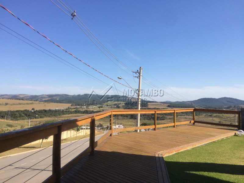 Vista deck - Casa em Condomínio 3 Quartos À Venda Itatiba,SP - R$ 950.000 - FCCN30103 - 8