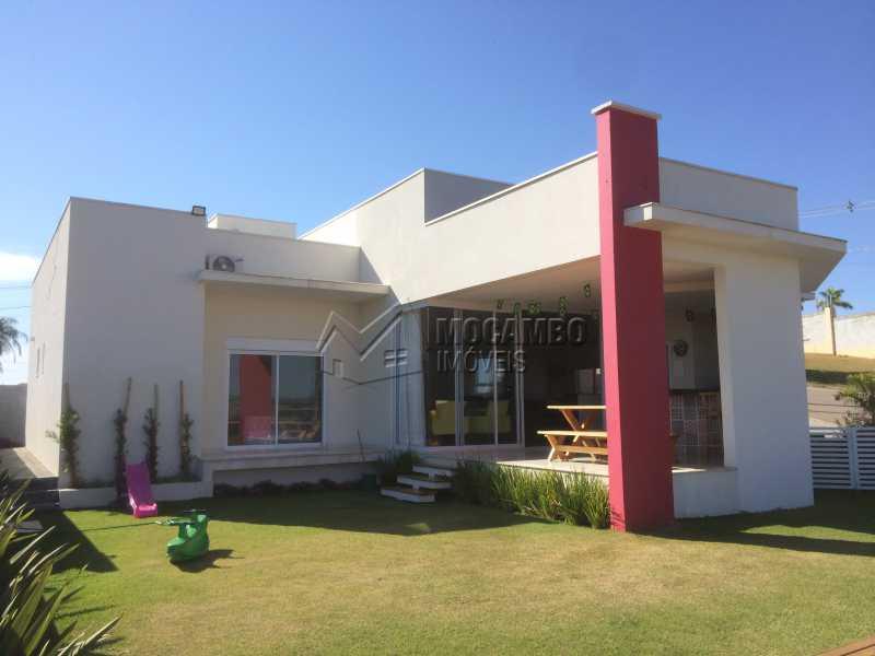 Jardim - Casa em Condomínio 3 Quartos À Venda Itatiba,SP - R$ 950.000 - FCCN30103 - 9